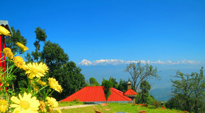 Kausani Tourist Place